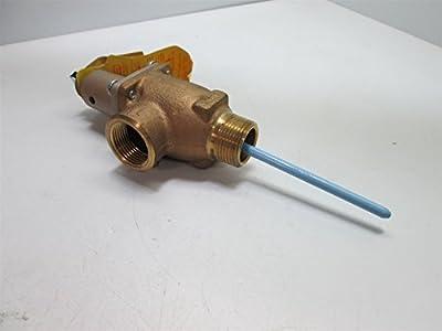 "Watts Regulator Temperature and Pressure Relief Valve 40XL-4, 1"" (0163725) from Watts"