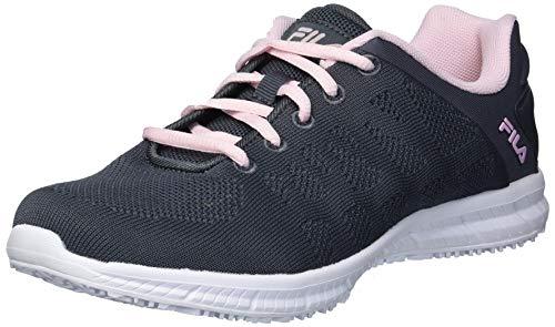 Fila Zapato profesional para el cuidado de la salud del trabajo, gris (Csrk/Chpk/Wht), 39 EU