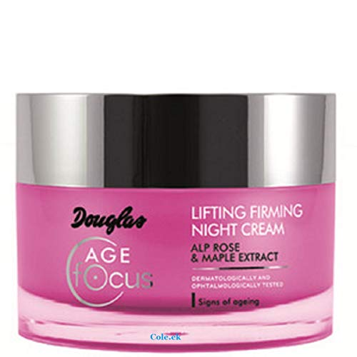 Douglas Hautpflege 960088 Gesichtspflege Nachtcreme Firming and Lift Night Cream 50 ml
