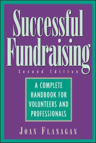 Successful Fundraising : A Complete Handbook for Volunteers and Professionals