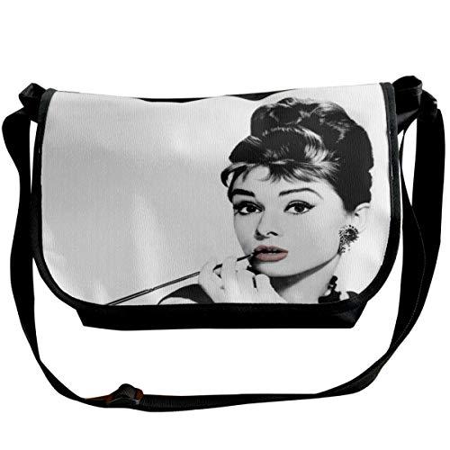 JONINOT Hepburn Shoulder Bags Commute Messenger Bag Work Purses Crossbody Satchel Schoolbag
