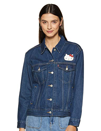 Levi's Women's Jacket (29944-0088_Blue_M)
