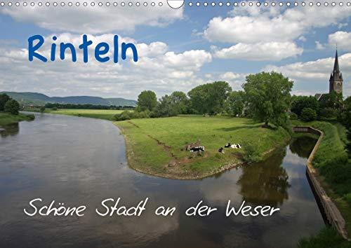 Rinteln (Wandkalender 2021 DIN A3 quer)
