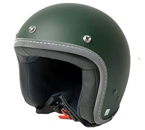 NGA PIAGGIO 606421M02EG Helm Vespa Color ENG Green Größe S