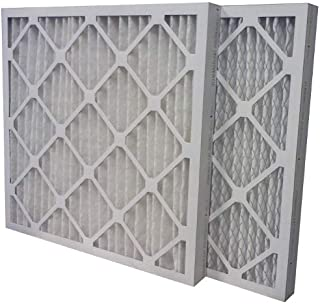 US Home Filter SC80-20X20X2 20x20x2 Merv 13 Pleated Air Filter (6-Pack), 20