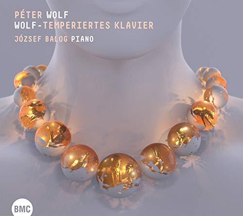 Peter Wolf: Wolf-temperiertes Klavier