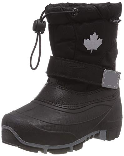 Canadians Damen 467 185 Schneestiefel, Schwarz (Black 004), 40 EU