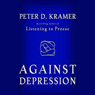 Against Depression audiobook cover art