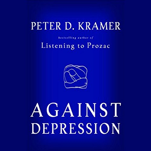 Against Depression audiobook cover art