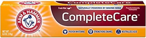 Top 10 Best arm and hammer complete care toothpaste
