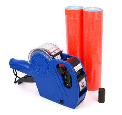 Preisauszeichner MX-5500 EOS Professional Spar-Set Etiketten Rot inkl. 1 Rolle Sonderpreis-Etiketten