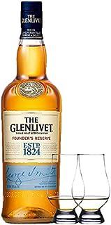 Glenlivet Founders Reserve Single Malt Whisky 0,7 Liter  2 Glencairn Gläser