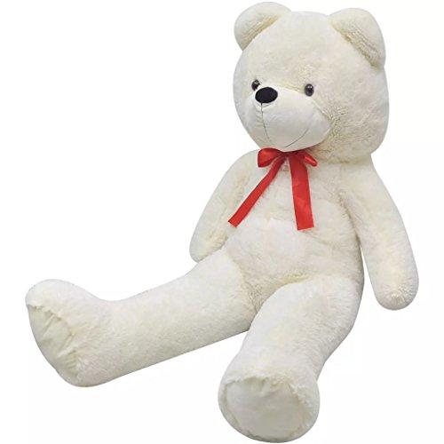 mächtig vidaXL Teddybär 200cm Teddybär Stofftier Teddybär