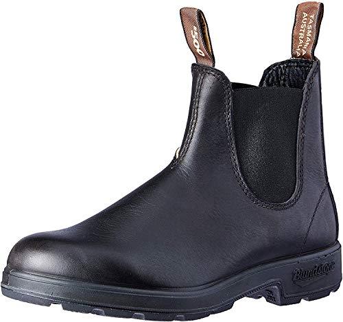Blundstone Classic, Unisex-Erwachsene Kurzschaft Stiefel, Schwarz (Black Premium), 39 EU (6 UK)