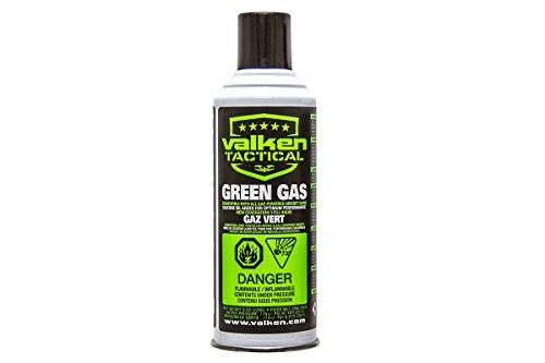 Valken Green Gas (1 Can)