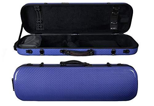Originale Tonareli Custodia per violino 4/4 EDIZIONE SPECIALE VNFO1017 BLUE CHECKERED – VENDITORE AUTORIZZATO