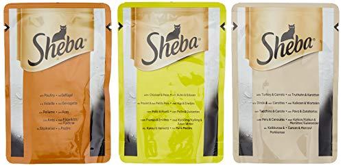 Sheba Fresh Choice Cat Pouches,