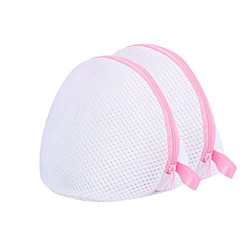 NANAD 2-Pack Premium Wasnetzak voor Schoen/Sneaker, Multi Protection Wasserij Net Met Duurzame Rits Waszak voor Reizen, Machinewasbaar