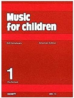 Music for Children Volume 1/Preschool