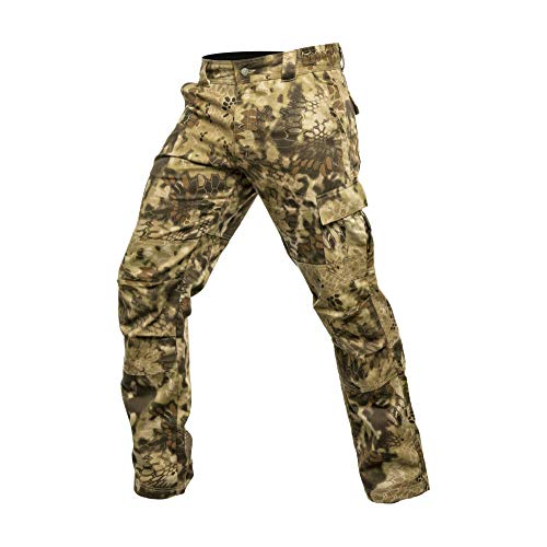 Kryptek Men's Stalker Pant, Highlander, XL