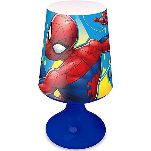 Disney- Spiderman Lampe De Bureau, MV15427