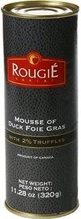 Rougie - Duck Foie Gras Mousse with 2% Truffles 11.2oz