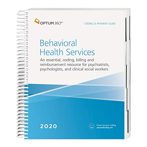 Compare Textbook Prices for Coding and Payment Guide for Behavioral Health Services 2020 1 Edition ISBN 9781622545902 by Optum360º