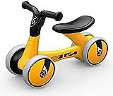 Bicicleta de equilibrio para triciclo de 1 a 3 años de edad, sin pedales, juguetes trike para niños y niñas, ligero, regalo de primer cumpleaños, entrenamiento, triciclo para bebé