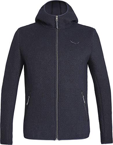 Salewa Woolen Sweatshirt Homme, Premium Navy, 46/S