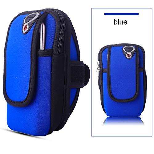 Fulltime Running Bag Jogging Gym Arm Bag Band Holder Taschen Handys Schlüssel Pack