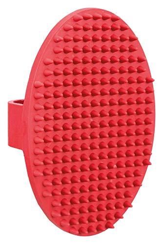 Trixie Massage-Striegel, Handschlaufe, 9 × 13 cm