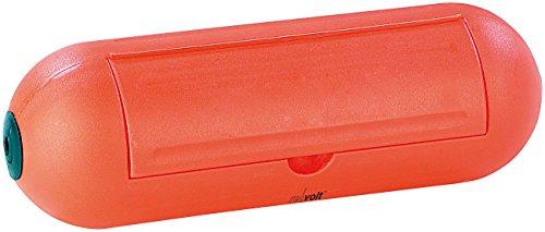 Beibye - Cápsula protectora para tomas de corriente y alargadores (impermeable)