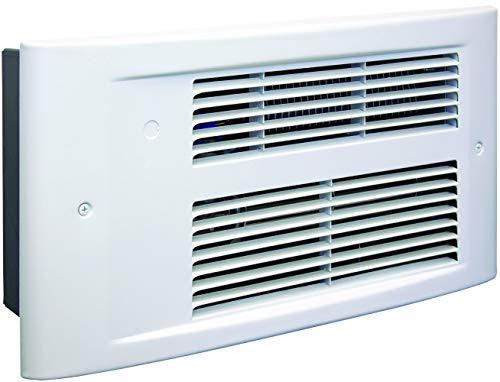 KING PX1215-WD-R PX ComfortCraft Wall Heater, 1500W / 120V, White Dove