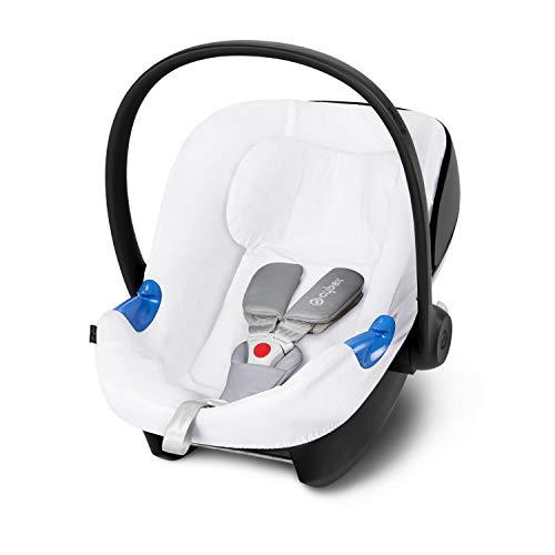 CYBEX Sommerbezug, Für Babyschale Aton, Weiß
