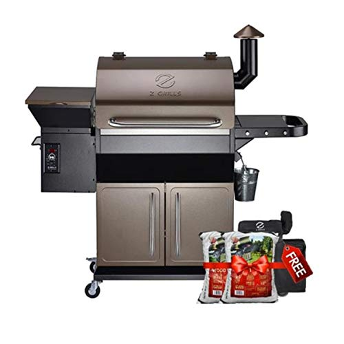 Z GRILLS ZPG-1000D 8-in-1 Wood Pellet Grill & Smoker Review