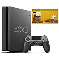 PlayStation 4 Days of Play Limited Edition 1TB (CUH-2200BBZR) 【特典】オリジナルカスタム...