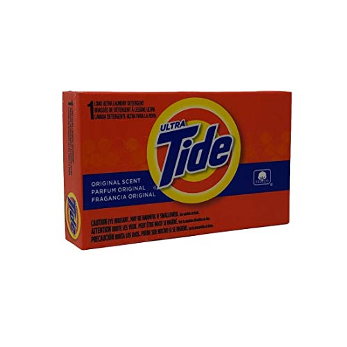 Tide Ultra Powder Coin Vend Detergent