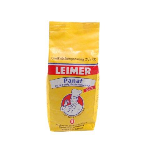 Leimer Leimer Panat Paniermischung - 1 x 2500 g