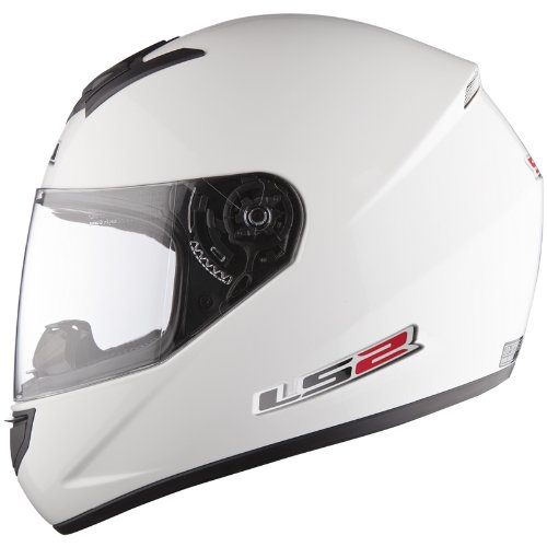 Casco integral blanco