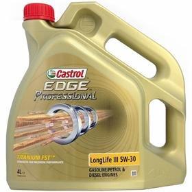 Castrol Edge Professional TITANIUM FST LongLife III 5W-30,4 Liter (4)