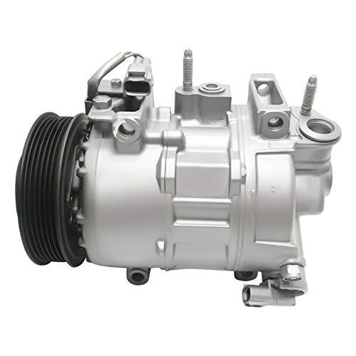 RYC Remanufactured AC Compressor and A/C Clutch AIG375