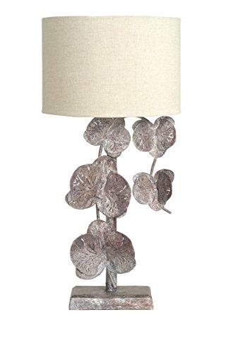 KADIMA DESIGN 1x Lampe de Table Lampe de Table Ivy Bronze INCL. Cable & Suspension
