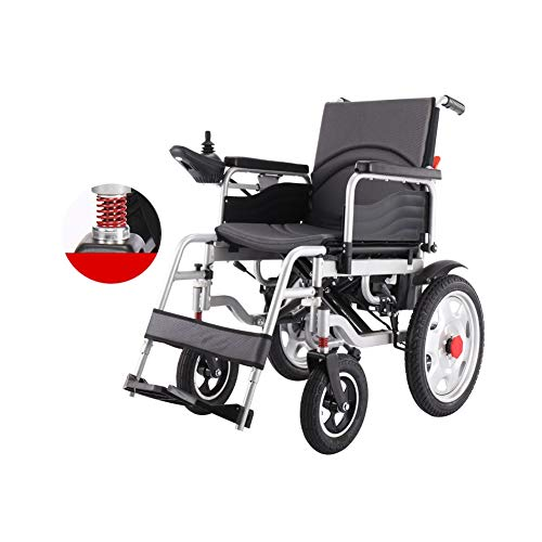 Best Review Of Electric Wheelchair, Foldable Electric Mobility Scooter, Portable Power Wheelchair, I...