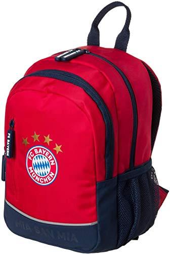 FC Bayern München Kindergartenrucksack/Kinder Rucksack/Children Backpack FCB Plus gratis Aufkleber Forever München
