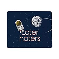 Later Haters Mouse Pad [並行輸入品]