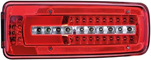 HELLA 9EL 208 551-001 Lichtscheibe, Heckleuchte - LED - Einbauort: links/rechts