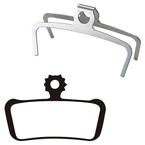 Ashima paire de plaquettes de frein disque avid/x0 mélange organique (Pastilles Cycle)/Disc Brake Pads Set for Avid/x0 Organic compound (disc brake pads Bike)