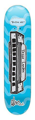 ATM Skateboards Sinnliche Sounds-Jesse Landen Deck