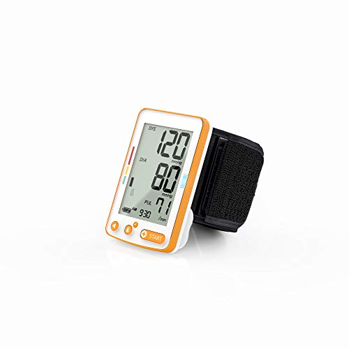 Choice Wrist Blood Pressure Monitor, Medically Accurate