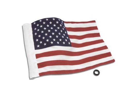 "Show Chrome Accessories (4-240US) 6"" x 9"" American Flag"